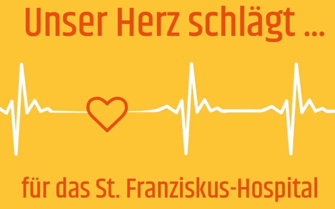 Unterschriftenaktion für den Erhalt des St.Franziskus-Krankenhaus Winterberg