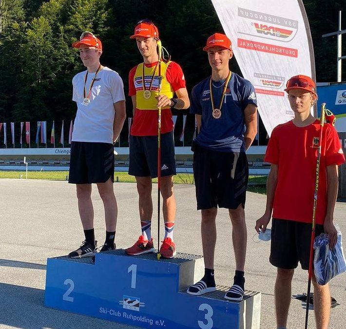Deutschland Pokal und Schülercup Auftakt in Berchtesgaden