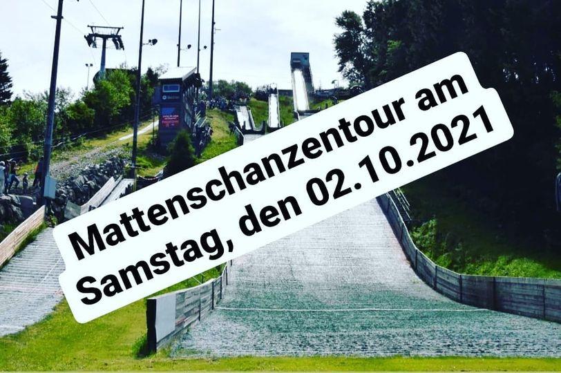 Skispringen am Samstag, den 02.10.2021 in Winterberg
