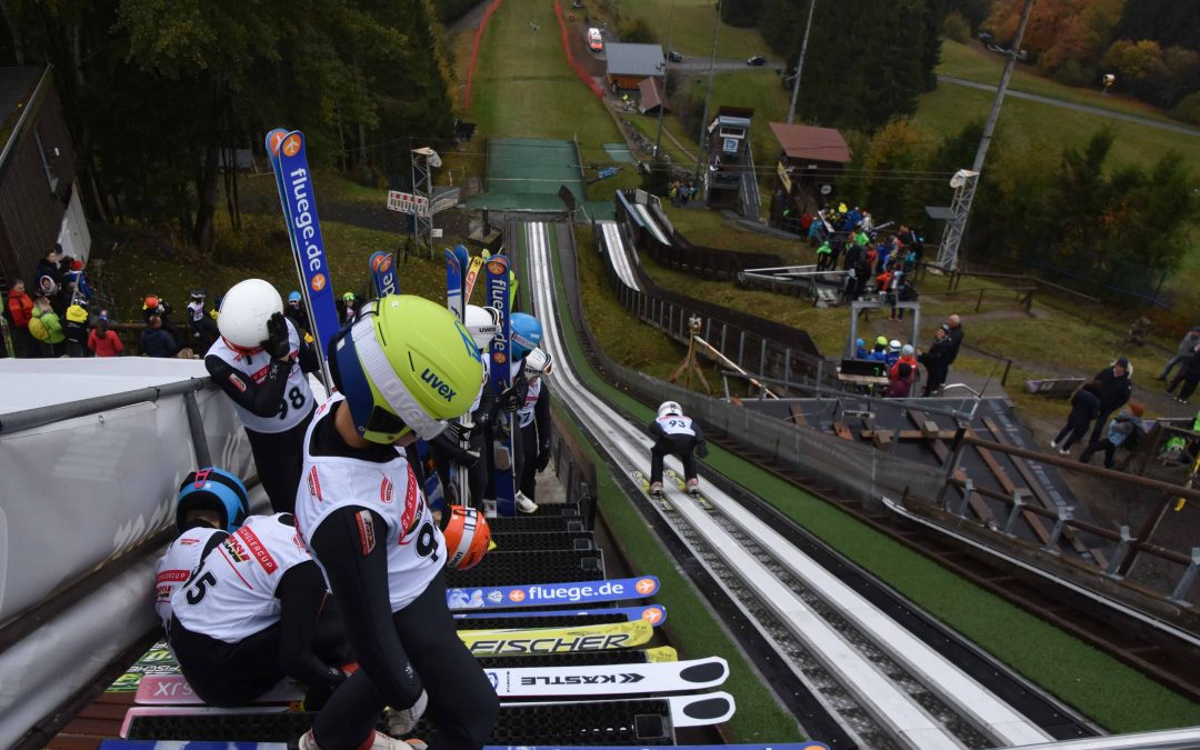 DSV Schülercup am kommenden Wochenende in Winterberg