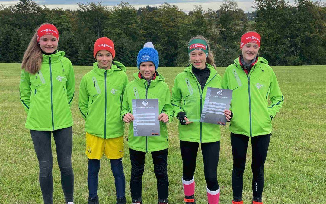 Biathlon-Nachwuchs beim RWS-Cup in Clausthal-Zellerfeld